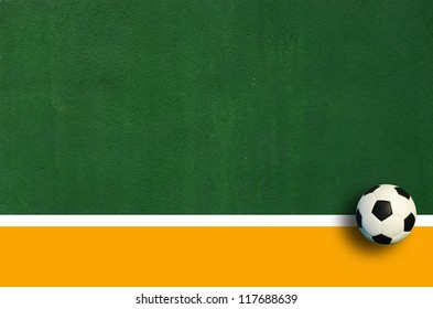 futsal court indoor sport stadium for background texture and design