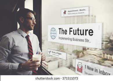 The Future Plan Strategy Vision Innovation Development Concept