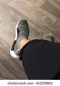Future street shoe
