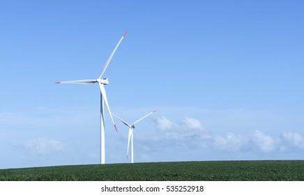 Future winds
