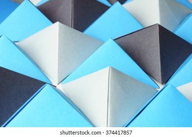 Origami Pyramid | 280x391