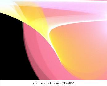 futuristic fractal