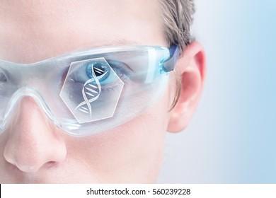 Futuristic genetics