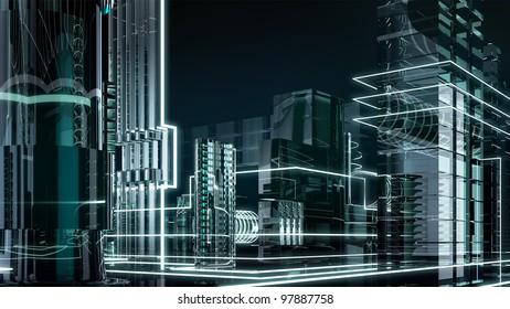 futuristic megalopolis3