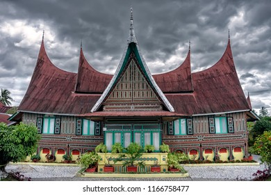 """Gadang House the face of """"Minang Tribes"""""""