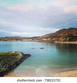 Gairloch Bay, Scotland