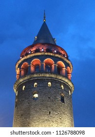 Galata Tower Landmark