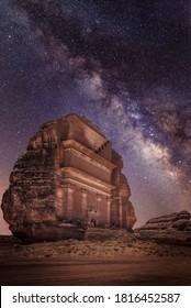 Galaxy Milky Way - Al-Ula Saudi Arabia