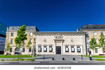 Galerie des Beaux Arts in Bordeaux - France