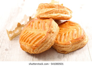 galette des rois or epiphany cake