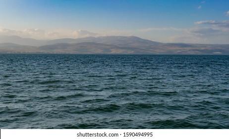 Galilee sea views in Israel