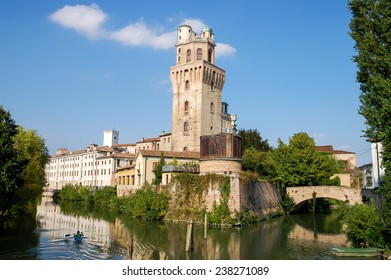 Galileo Galilei�´s Astronomical Observatory La Specola Tower in Padova Italy