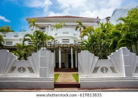 Galle Sri Lanka 28 September 2016 Stock Photo Edit Now 619813835