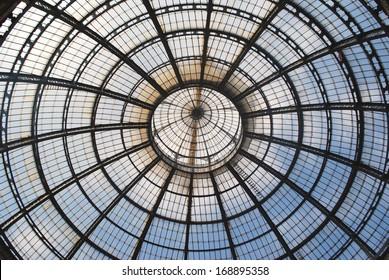Galleria Vittorio Emanuele in Milan - Italy