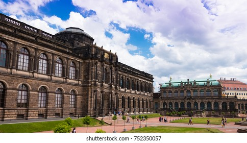 """Gallery of the """"Alte Meister"""" in Dresden, germany"""