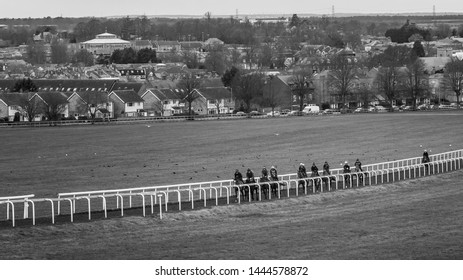 Gallop Time Racehorse Training Grounds