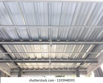 Galvanized Steel Roofing Sheet, Galvanized Steel Frame