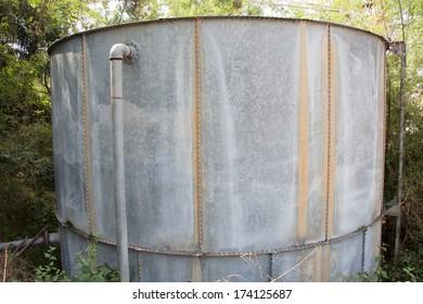 Imágenes, fotos de stock y vectores sobre Water Tank Coating