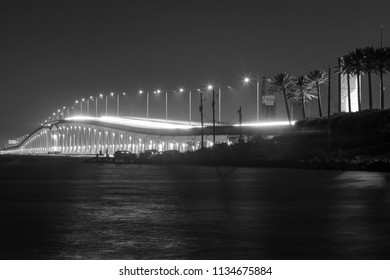 Galveston Causeway July