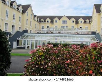Galway, Galway County, Ireland, September 2014 Galway Bay Hotel, Galway Ireland - Shutterstock ID 1494911666