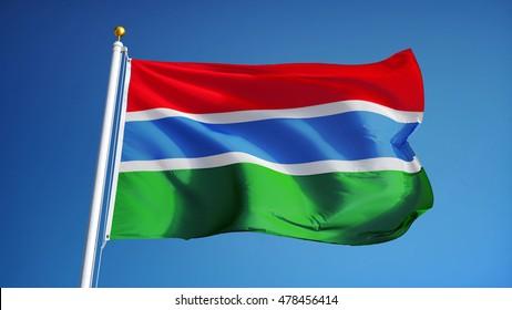 Gambian Flag Images, Stock Photos & Vectors | Shutterstock