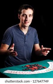 gambler poker