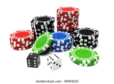 gambling and dice