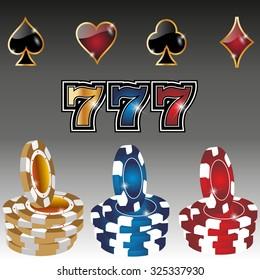 gambling symbols