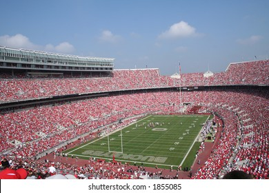 game day at ohio State...editorial use only