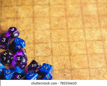 Polyhedral Dice Images, Stock Photos & Vectors   Shutterstock