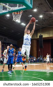 Game Highlights at UKRAINE SUPERLEAGUE ALL STAR GAME, Match of the Stars - 2020, 01/02/2020, Palace of Sports, Kyiv, Ukraine.