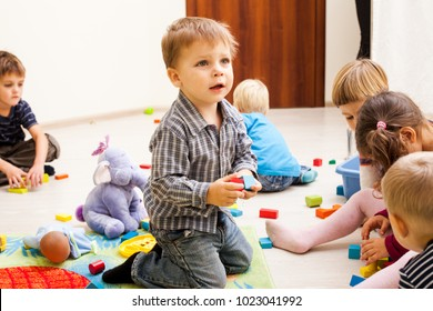 Games at the kindergarten