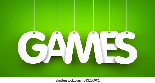 Games word
