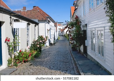 Gamle Stavanger is a historic area of the city of Stavanger in Rogaland, Norway. The area consists largely of restored wooden buildings which were built in the 18th century.