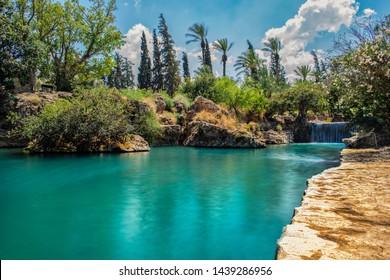 Gan HaShlosha National Park river