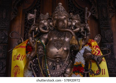 Ganesha god of success