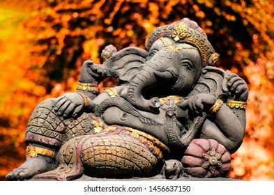 Sleeping Ganesha Images Stock Photos Vectors Shutterstock