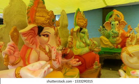 ganesha  also known as Ganapati, Vinayaka, or by numerous other names, is one of the best-known and most worshipped deities in the Hindu pantheon.