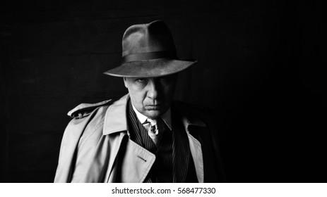 gangster vintage