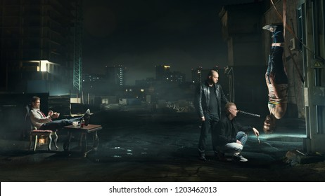 Gangster Images, Stock Photos & Vectors | Shutterstock