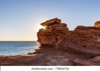 Gantheaume Point at sunset, Broome, Kimberley, Western Australia, Australia