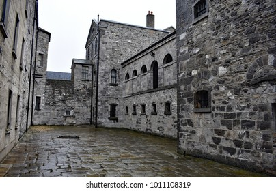 The Gaol of Kilmainham