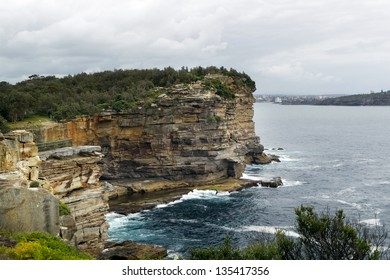 the Gap in Watsons Bay - sydney