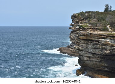The gap at Watsons bay, Sydney
