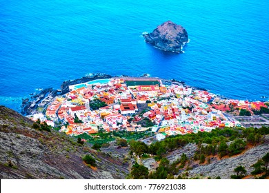 Garachico - small town on the coast of Tenerife island, The Canaries
