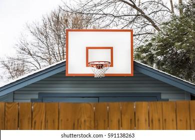 Jose l vilchez 39 s portfolio on shutterstock for Basketball hoop inside garage