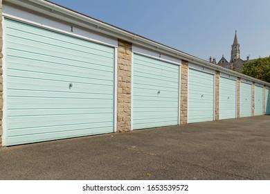 garage doors made of brass