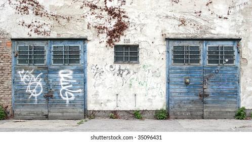 garage gates