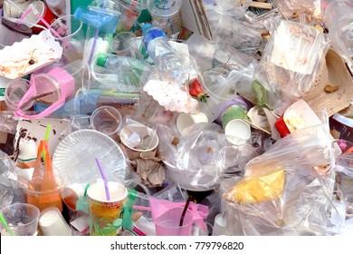 Garbage, Waste, Plastic Waste, Garbage Plastic Bottle Background texture, Garbage waste plastic pollution