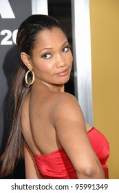 "GARCELLE BEAUVAIS-NILON at the world premiere of ""Rocky Balboa"" at the Grauman's Chinese Theatre, Hollywood. December 13, 2006  Los Angeles, CA Picture: Paul Smith / Featureflash"